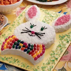 Peter Rabbit Cake - Taste Of Home