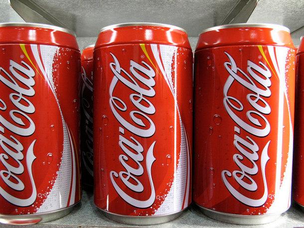 Coca-cola-cans - 2