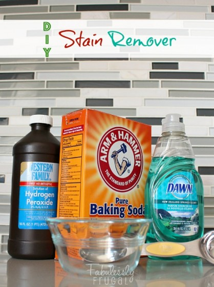 DIY-stain-remover- #1