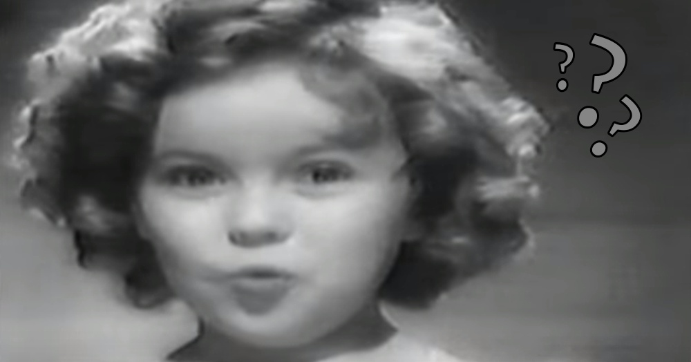 Shirley-Temple-Facts - #1
